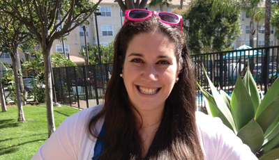 Janna Zuckerman, Program Manager of Center for Jewish Camping