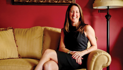 Jill Snyder opened a Donor Advised Philanthropic Fund